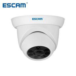 ESCAM QH001 Onvif Caméra IP Extérieure Imperméable HD 1080P Caméra IR Dôme Vision Nocturne P2P Surveillance de Sécurité ? partir de fabricateur