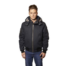 Weiß Pelz Winterjacke Mann Windjacke Kleidung der Männer 2019 Luxus Designer Jacken Gans Daunenjacke Bomber Nord Parka Trench Coats 19