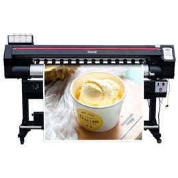 macchine viniliche Sconti Stampante a sublimazione 1600mm buona macchina da stampa a vinile a banner economico 1.6m buon formato stampante grande formato