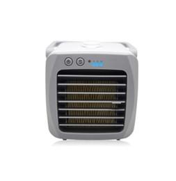 Canada Ventilateur de climatisation mini Taiwan G2T micro air-refroidissement refroidisseur d'air personnel portable dortoir ventilateur de refroidissement de l'eau Usb ventilateur Offre