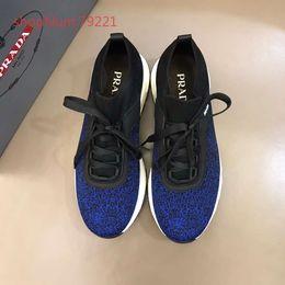 Lüks rahat ayakkabılar moda marka sneakers erkek ayakkabı yüksek top kaymaz örgü nefes rahat ayakkabılar boyutu 38-45 nereden