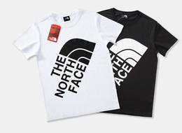 Mens T Shirts 2019 Été Nouvelle Marque Designer Vêtements Casual Lettres À Manches Courtes Sports de Plein Air Tops Respirant T-shirts ? partir de fabricateur
