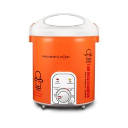 Alta Qualidade Elegante Exquisite Car Rice Cooker 12 v Para 1-2 Pessoas Casa Uso Multifuncional Entrega Rápida de
