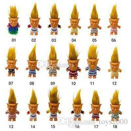 mini bonecas para adultos Desconto 2019 nova chegada venda quente troll boneca engraçado brinquedos colecionáveis criativo figuras de ação de silicone brinquedos adulto boneca de descompressão