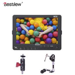 moniteur de sortie vidéo Promotion BESTVIEW Caméra SKII 4K SDI in / out 4K Affichage externe Moniteur HDMI HD vidéo champ TFT 7