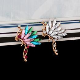 Cadeaux uniques de papillon en Ligne-Designer Femmes Unique Boucle D'oreille Charme De Papillon Alliage Pas Cher Bijoux Pour Femmes Anniversaire Nouvel An Cadeau De Noël