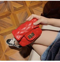 7 colores de moda de los nuevos niños PU bolsos de cuero de la muchacha mini monederos niños bolsa pequeña diseñador Shoulde bolsos mujeres Mini bolso LE326 desde fabricantes