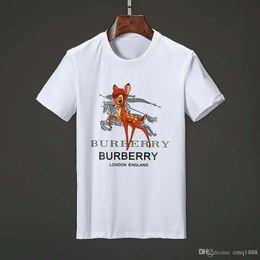 Ropa joven online-2019 ropa de diseñador para hombre camiseta Inconformista Camisetas Hombre Joven Camisetas de algodón Animal Planet Camisetas gráficas Nuevo anuncio Camisetas