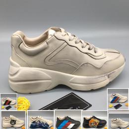 Shoes air designer shoes platform luxury vintage star women mens designer shoes golden G size35 45