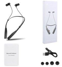 L3 Спортивные Bluetooth Наушники Беспроводные Наушники Стерео Bluetooth 4.2 Гарнитура Поддержка TF Карта MP3 с Микрофоном для iPhone Android Sony автомобиль cheap sony bluetooth headphones от Поставщики наушники sony bluetooth