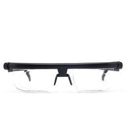 TR90 фокусное расстояние регулируемые пресбиопические очки - 6D до + 3D степени близорукие дальнозоркие очки горячие в США и Великобритании бесплатная доставка высокое качество от