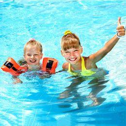 trajes de entrenamiento de chicas Rebajas Flotabilidad flotante Bebé niño / niña Trajes de baño Desmontable Traje de baño Siamés Natación Entrenamiento Niños Natación Trajes de flotador C23
