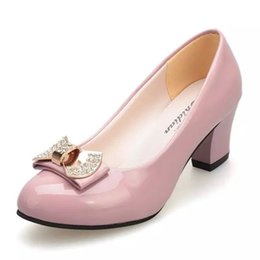 274320b424ea1b talons arc cristal femmes sabots en cuir grande taille chaussures  pantoufles italiennes bas épais bas pompes talons aiguilles dentelle  liangpian grand cheap ...