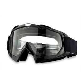 Moto Occhiali Occhiali Equitazione esterna del motore Eyewear Ciclismo Protezione da tint occhiali da sole fornitori