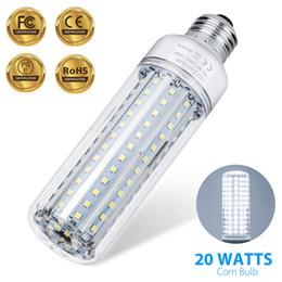 2019 levou luz residencial 15W E27 Super brilhante LED lâmpada de milho 120W lâmpada incandescente AC85-265V branco (6000K) não-regulável para Projec residencial e comercial levou luz residencial barato