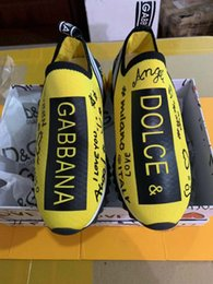 Estilo de atualização on-line-Nova atualização quente voando tecido fosco impressão graffiti moda brincalhão exclusivo estilo designer de tênis casuais