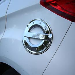 2019 ford ecosport accesorios Foal Burning ABS Car Styling tapa del tanque de combustible cubierta de protección pegatina para Ford Ecosport 2012 2013 2014 2015 2016 2017 accesorios ford ecosport accesorios baratos
