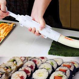 2019 сушильная рулонная форма Сделай сам легкий суши чайник комплект японские рисовые шарики торт ролл плесень суши многофункциональный плесень инструменты для приготовления суши скидка сушильная рулонная форма