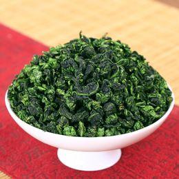 ХОРОШО 2019 Новый 250 г Китай Подлинный Зеленый Чай, китайский чай Анси Tieguanyin Улун, природные органические здоровье Бесплатная доставка от
