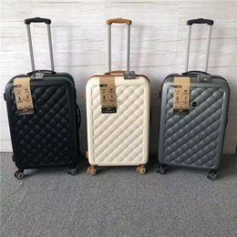 2020 trolley sacs femme KAWEIDA Hommes Retro 20 25 29 Taille Rolling Luggage portent sur Sacs de voyage Trolley Bagages femmes Trolley valise à roulettes promotion trolley sacs femme
