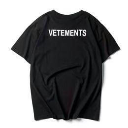 Canada 2017 NOUVEAU TOP SS16 Été vetements lettre imprimer hommes Noir Blanc T-shirt à manches courtes hiphop STAFF Mode Casual Coton tee-shirt S-XL cheap t shirt staff Offre