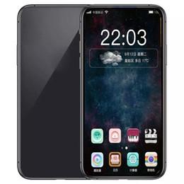 5.5 pulgadas XS 1/4 GB Agregar tarjeta de 8 GB Andorid Reconocimiento de la cara Desbloqueado Teléfono móvil 3G Mostrar teléfono 4G LTE Bluetooth WIFI Cámara Smartphone desde fabricantes