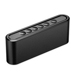 haut-parleurs d'air Promotion X6 Bluetooth Haut-Parleur Portable Mini Haut-Parleur Sans Fil + 8000mAh Chargeur de Banque De Puissance Sport En Plein Air Micro SD Carte USB Chair pour téléphone portable intelligent