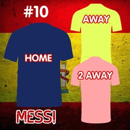 2019 camisa suárez 201819 Messi La Liga Soccer Jerseys Hombres Mujeres niños 9 SUAREZ 7 COUTINHO 11 DEMBELE 4 RAKITIC Camiseta de fútbol hogar lejos Tercer chándal rebajas camisa suárez