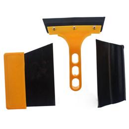 rondelle di piombo Sconti Kit di attrezzi per l'applicazione dell'applicatore del tergipavimento del film della tinta del vinile della spazzola della finestra di 7PCS