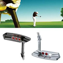 Rechtshändige putter online-2018 Golfschläger Golfputter rechtshändig Putter 32.33.34.35 Zoll für Männer