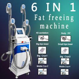 Equipamento de cavitação de gordura por ultra-som on-line-Emagrecimento RF elevação Corpo Ultrasound 2020 nova gordura congelamento cavitação Cryolipolysis congelamento beleza equipamentos Fat