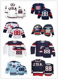 a96cfb7f8 2018 can Team USA Jerseys  88 Patrick Kane Jerseys men WOMEN YOUTH Men s  Baseball Jersey Majestic Stitched Professional sportswear