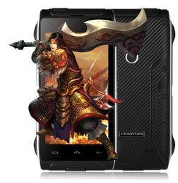 2019 telefon tri sim Ursprüngliches HOMTOM HT20 Pro Tri Beweis IP68 4G Smartphone MTK6753 Octa-Kerntelefon 4.7