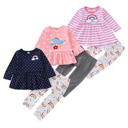 618a7e6d54c05 cute toddler girl casual clothing Promo Codes - Mikrdoo Kids Toddler Baby Girls  Cute Clothes Set