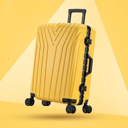 29 wheels Rebajas Boutique de equipaje, hombres y mujeres que abordan maletas, maleta con ruedas universales, caja de embarque de 20