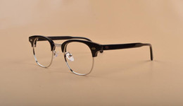 be47d78cfb4 2019 New arrived retro vintage brand Moscot YUKEL johnny depp prescription  glasses optical eyeglasses spectacle frame
