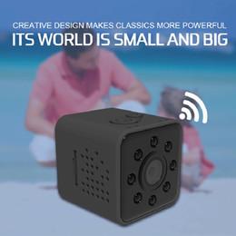 2020 super kleine kameras Wasserdichte HD Mini-Kamera für Tauchen Schwimmen Sport Kleine Kamera Recorder Detector Bewegungserkennung SQ23 Mini DV Super Weitwinkel günstig super kleine kameras