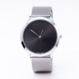 watch girls strip Promo Codes - New Fashion Girls Steel strip Daniel watches 32mm women watches 40mm men watches Quartz Watch Feminino Montre Femme Relogio Wristwatches