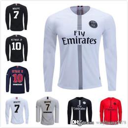 newest collection 04502 90d7b Discount Neymar Long Sleeve Soccer Jerseys | Neymar Long ...
