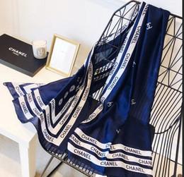 Canada 2018 couleur de broderie au printemps foulard long en coton féminin Littérature et art japonais, foulards pour femmes, soleil d'été, châles supplier embroidery scarves Offre