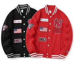 chaqueta de beisbol para hombre xxl Rebajas Chaquetas de abrigo MA1 vuelo piloto de bombardero chaqueta de los hombres Hombres Mujeres cazadora de béisbol Wintercoat para hombre tamaño de la chaqueta S-XXL