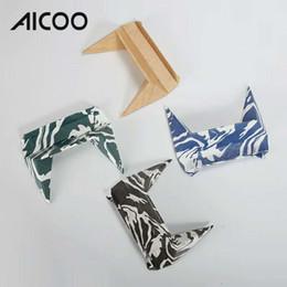AICOO Tembel Kickstand Kağıt Katlama Masaüstü Evrensel Su Geçirmez Cep Telefonu Tablet için Taşınabilir Çok fonksiyonlu Çok açılı ... nereden