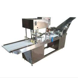 Máquina de torção on-line-O CNC cozinhado cozinhado Steamed cozinhou o rolo torcido pão que faz a máquina do divisor da massa da máquina
