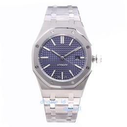Relojes luminosos para hombre. online-Reloj de lujo para hombres, 42 mm, correa de acero inoxidable completa, reloj de oro automático, luminoso, de alta calidad, reloj de pulsera de zafiro