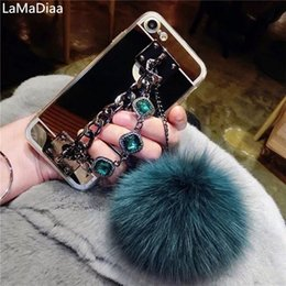 Rhinestone Cases Case For Samsung A5 A7 2017 A8 Plus 2018 J7 2017 Cute Cat Finger Ring Hair Ful Ball Pompom Tassel Soft Back Cover Phone Case Goods Of Every Description Are Available Cellphones & Telecommunications