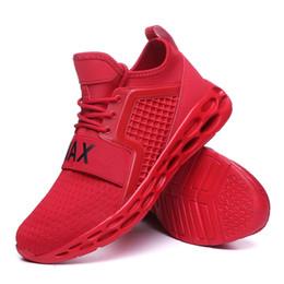 Venta caliente Otoño Zapatillas Deportivas Para Adultos Estilo Clásico Hombres Zapatillas de deporte con cordones tamaño grande 39-46 Caminar jogging entrenadores # 174904 desde fabricantes
