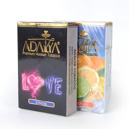 2019 vasos vasos 10pcs original turco Adalya 50 g para Arab Glass Jarrón Hookah Herramientas de sabores están disponibles Love 66 Lady Killer Hawaii vasos vasos baratos