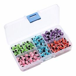 """Tamanho da bola da jóia on-line-250 pçs / caixa Mix Cores Coloridas Acrílico Kabbalah Mal Olho Bola Rodada Beads 8mm (0.31 """") Escolha Tamanho Para Fazer Jóias F7066"""