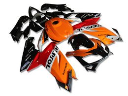 rs4 kit Promo Codes - New Body For Aprilia RS4 RSV125 RS125 06 07 08 09 10 11 RS125R RS-125 RSV 125 RS 125 2006 2007 2008 2009 2010 2011 Fairing Kit Repsol