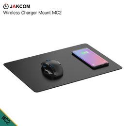 JAKCOM MC2 Wireless Mauspad Ladegerät Heißer Verkauf in Mauspads Handgelenkstützen als gaming desktop nudo de regalo telefon von Fabrikanten